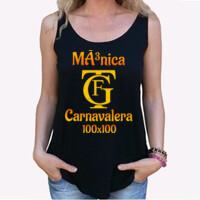 Carnavalera 100x100 PERSONALIZABLE (Mujer