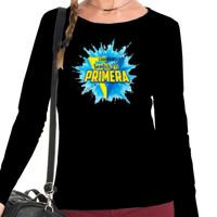 Camiseta Manga Larga Diseño Somos de primera Cádiz - Mujer