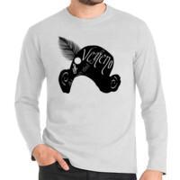Camiseta Capitán Veneno manga larga - Hombre