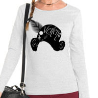 Camiseta Capitán Veneno de tirantes - Mujer