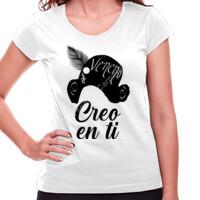 Camiseta Creo en ti - Mujer