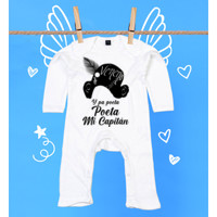 Pijama Y pa poeta poeta mi capitán - Bebé