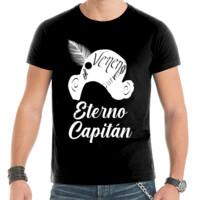 Camiseta Eterno Capitán en Blanco - Hombre