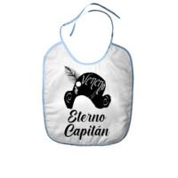 Babero Eterno Capitán - Bebé