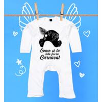 Pijama Como si la vida fuera carnaval - Bebé
