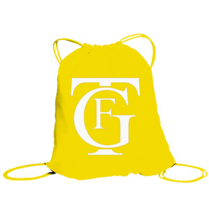 Mochila de tela con logo del gran teatro Falla