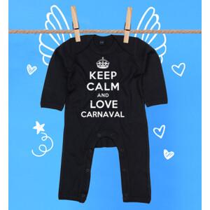Pijama diseño Keep calm and love Carnavala
