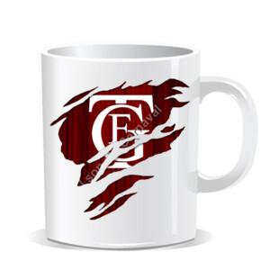 Taza MÁGICA con el logo GTF