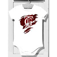 Body de bebe con logo GTF