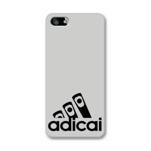 Funda de iPhone (todos los modelos) con logo Adicai color Negro