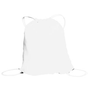 Bolsa de saco con logo Adicai color Negro