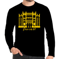 Camiseta manga larga Diseño Teatro Falla Creo en ti amarillo - Hombre