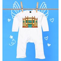 Pijama Bebé Diseño Teatro Falla a color