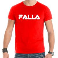 Camiseta Diseño Logo Falla blanco - Hombre